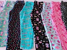 0efc86c2e Pack Set Calza Nenas Niñas X 6 Cintura Ancha Modal