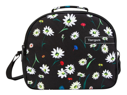 pack targus mochila 15,6 morral lonchera estuche flores