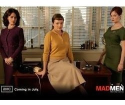 pack temporada 1 completa mad men 4 dvds en box set original