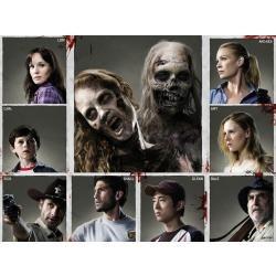 pack temporada 1 walking dead 3 dvds  en digipack original