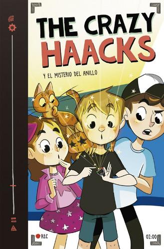 pack the crazy haacks (3 libros): cámara, anillo y reloj