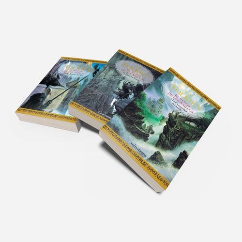 pack trilogía el señor de los anillos - envío gratis