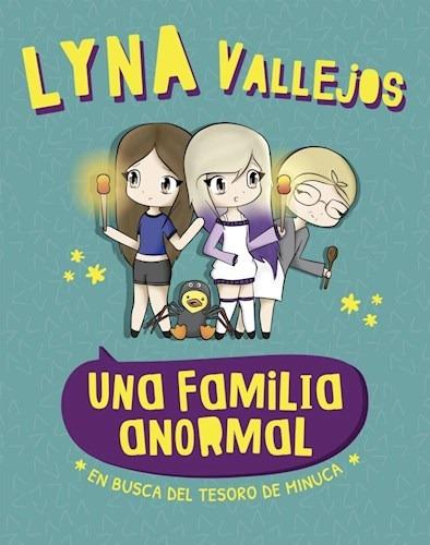 pack una familia anormal ( 3 libros) - vallejos lyna