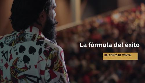 pack ventas: gerry sanchez  & halcones de venta carlos muñoz