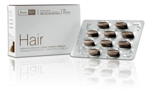 pack vitaminas hair anticaída hombre x6