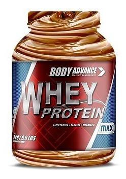 pack volumen. whey protein 3 kg ( proteína pura ) + bcaa 120 comprimidos + creatina 200 gr. body advance