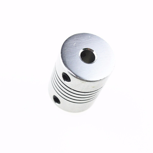 pack x 10 acople flexible motor 3d antibacklash 5 a 8mm