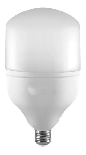 pack x 10 lampara led high power 40w e27 frío alta potencia