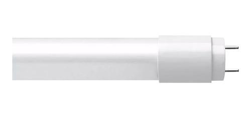 pack x 10 tubo led 18w = 36w frío alta potencia 120cm 220v