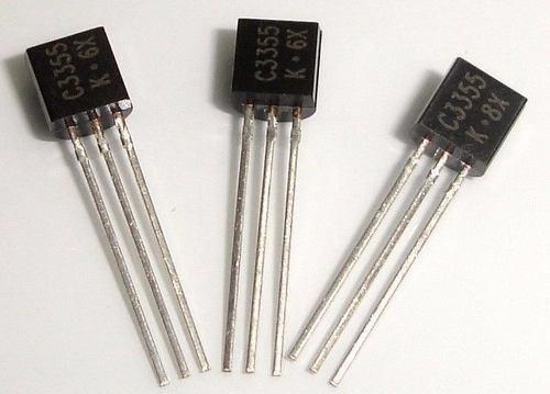 pack x 10 unidades transistor 2sc3355 c3355 to-92 nuevos