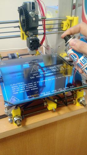 pack x 12 spray adhesivo para impresión 3d :: printalot
