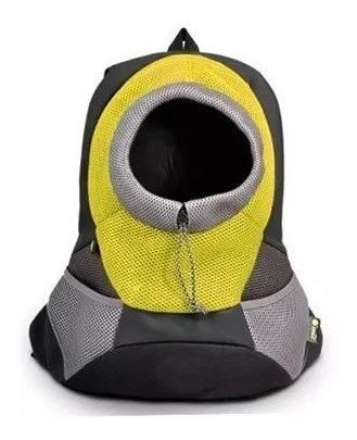 pack x 2 mochila bolso transporte mascota cachorros gatos
