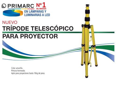 pack x 2 reflector led 30w + tripode iluminacion luz dia