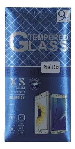 pack x 2 vidrio protector antigrasa antiraya iphone x xs 11