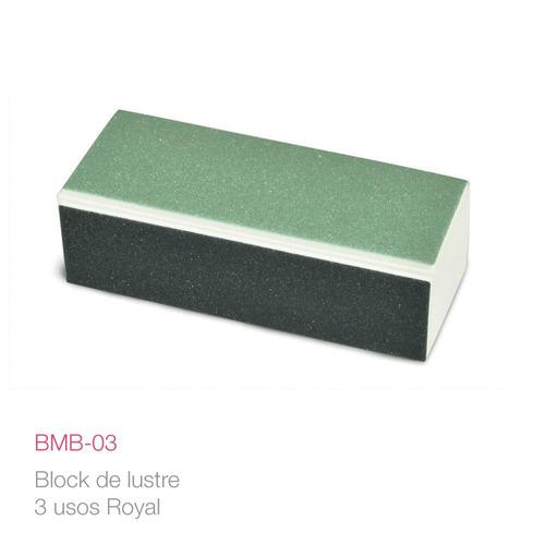 pack x 3 un bloque de lustre 3 usos royal bmb-03 raffinée