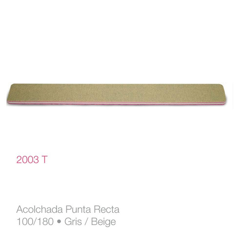 pack x 3 unidades lima para uñas 2003t raffinée