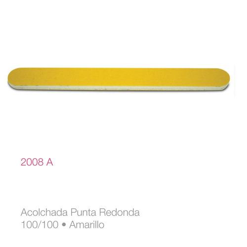 pack x 3 unidades lima para uñas 2008a raffinée