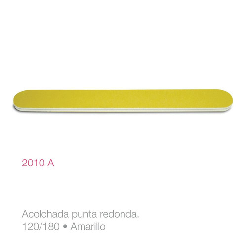 pack x 3 unidades lima para uñas 2010a raffinée