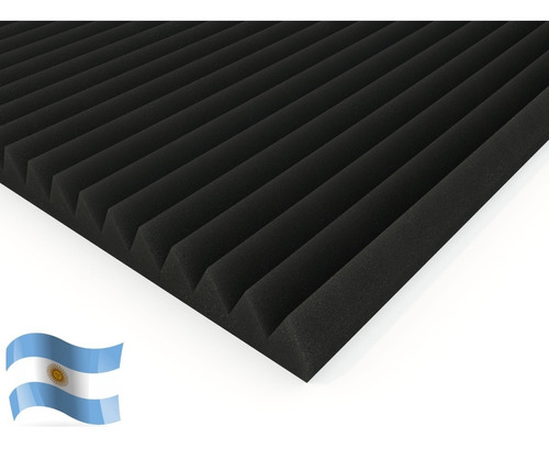 pack x 35 paneles acústicos eco 50x50cm x30mm + adhesivo