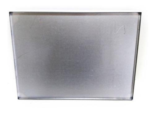 pack x 4 placas aluminizada 44x32x1 cm p/horno pauna beta 21