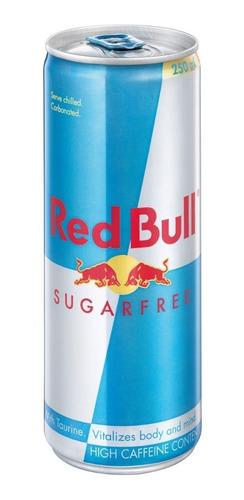 pack x 4 red bull sin azúcar 250 ml