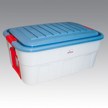 pack x  5 caja organizadora x 80 litros colombraro grande