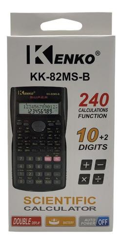 pack x 5 calculadoras cientifica 240 funciones escolar 82ms