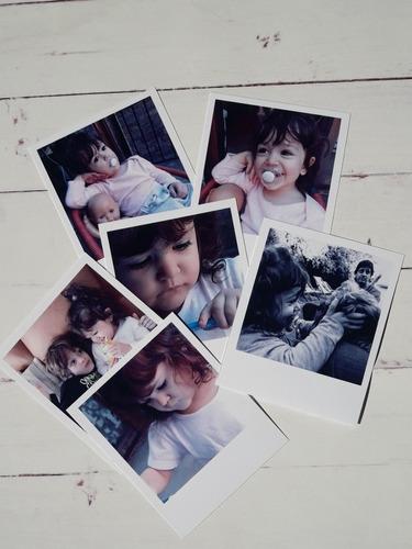 pack x 6 impresión digital fotos 10x15cm