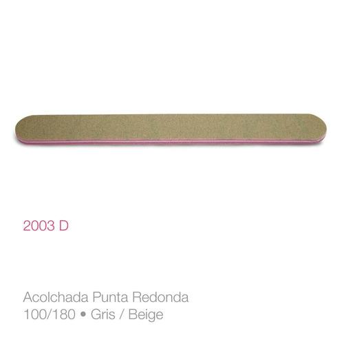 pack x 6 unidades lima para uñas 2003d raffinée