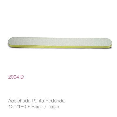 pack x 6 unidades lima para uñas 2004d raffinée