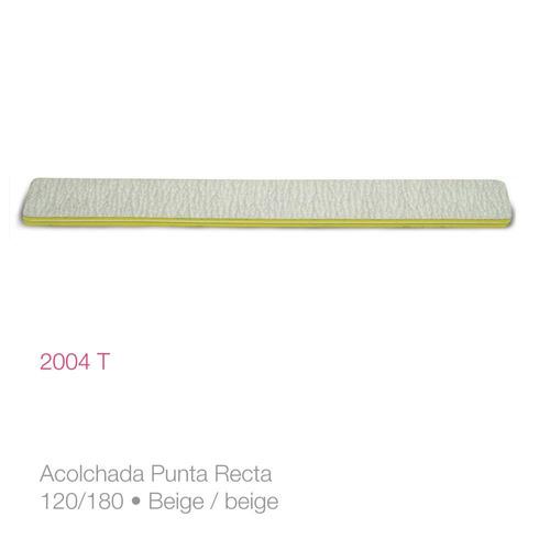 pack x 6 unidades lima para uñas 2004t raffinée
