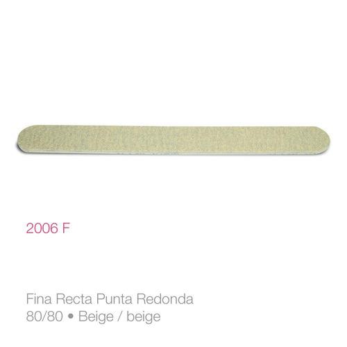 pack x 6 unidades lima para uñas 2006f raffinée