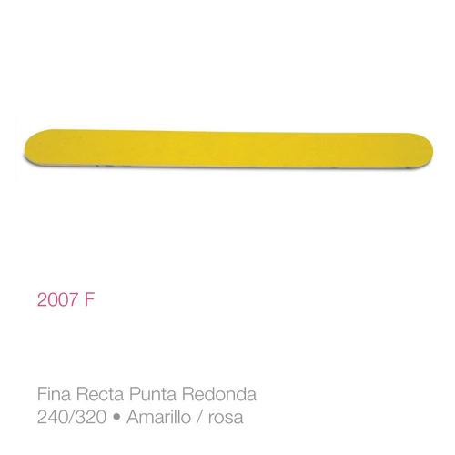 pack x 6 unidades lima para uñas 2007f raffinée