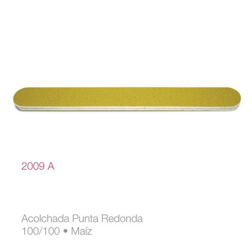 pack x 6 unidades lima para uñas 2009a raffinée