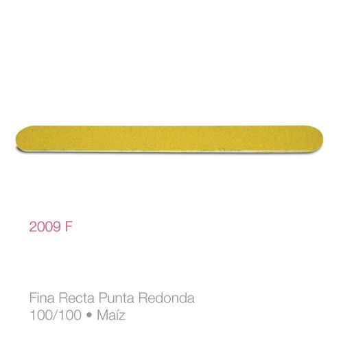 pack x 6 unidades lima para uñas 2009f raffinée