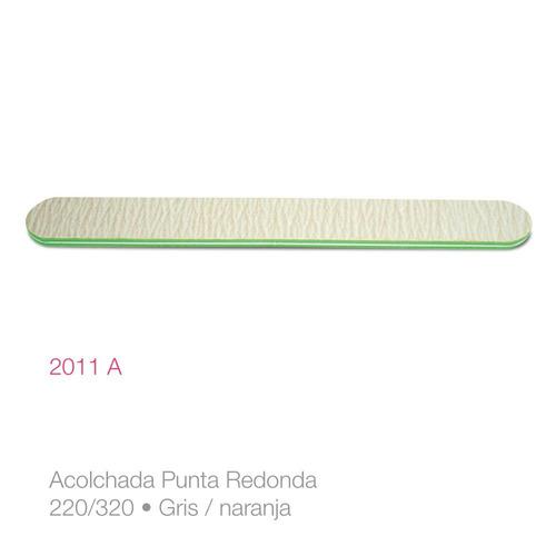 pack x 6 unidades lima para uñas 2011a raffinée