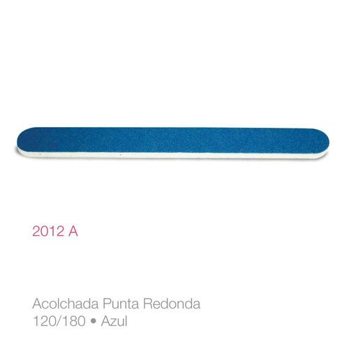 pack x 6 unidades lima para uñas 2012a raffinée