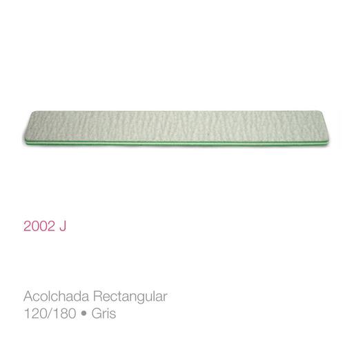 pack x 6 unidades lima para uñas acolchada  2002j raffinée