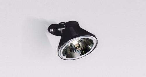 pack x 8 spot cabezal para ar111 apto led ideal local deco