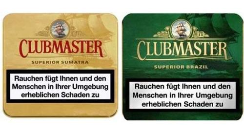 pack x10 clubmaster superior cigarros sumatra natural
