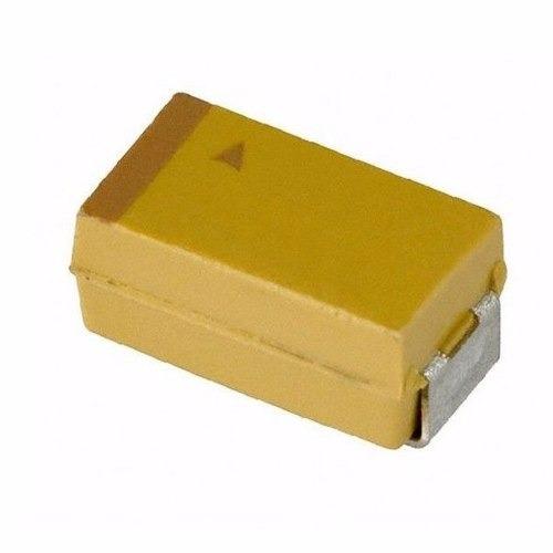 pack x10 condensador de tántalo 33 uf 16 v tipo b 3528 1210
