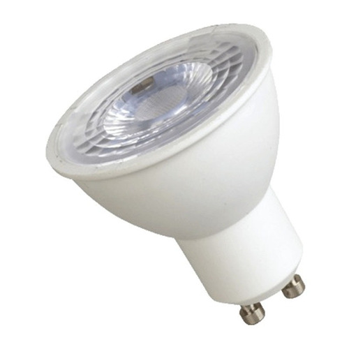 pack x10 dicroica led 7w lampara gu10 220v garantia