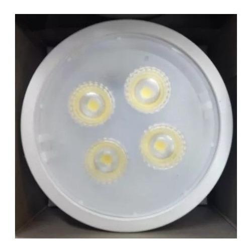 pack x10 lampara led dicroica 5w philco gu10