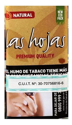 pack x10 las hojas natural tabaco armar cigarrillos oferta!