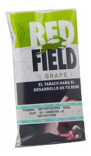 pack x10 red field todos blends tabaco redfield vainilla