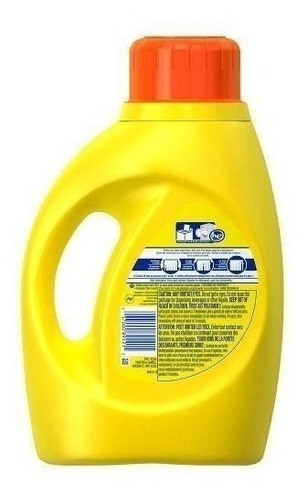 pack x2 detergente tide simply refreshing breeze 1,77 lts.