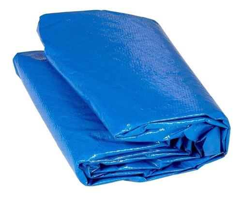 pack x2 lona carpa multiusos impermeable carga 4x5 metros