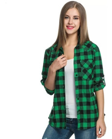 8d79f2fcec Camisa Cuadros - Ropa y Accesorios en Mercado Libre Argentina