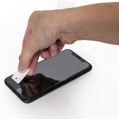pack x3 mica lamina protector de pantalla iphone x xs