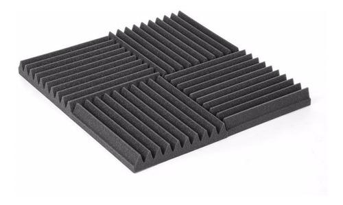 pack x30 paneles acústicos económicos 50x50cm x30mm